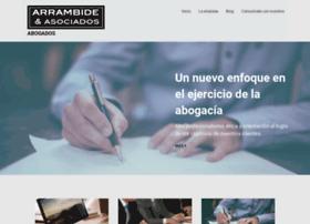 arrambidevillarreal.com
