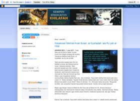 arrayah-info.blogspot.com