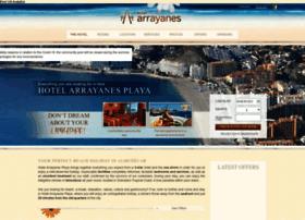 arrayanesplaya.com