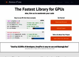arrayfire.com