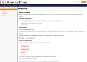 arrayfire.org