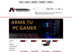 arraysrl.com