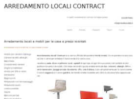 arredamentolocalicontract.com