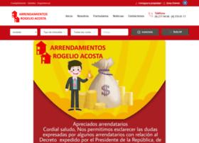 arrendamientosrogelioacosta.com
