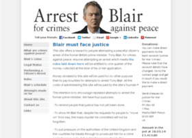 arrestblair.org