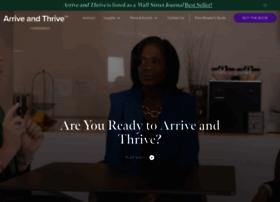 arriveandthrive.com