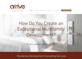 arriveresidential.com