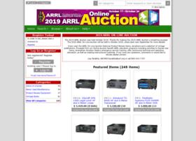 arrl.auctionanything.com