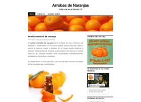 arrobasdenaranjas.com
