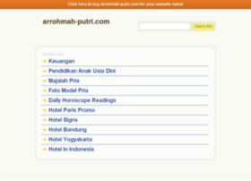 Arrohmah-putri.com