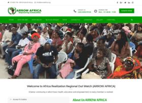 arrowafrica.org