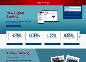 Arrowheadcu.org
