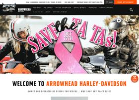 arrowheadharley.com