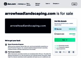 arrowheadlandscaping.com