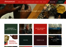 arrowmont.org
