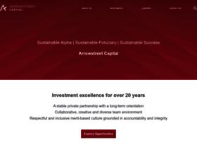 arrowstreetcapital.com