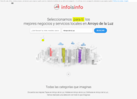 arroyo-de-la-luz.infoisinfo.es