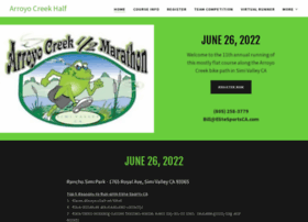 arroyocreekhalf.com