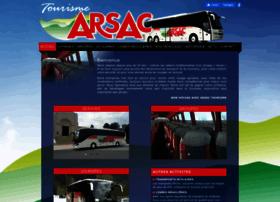 arsac-tourisme.com