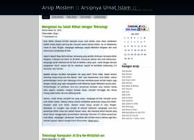arsipmoslem.wordpress.com