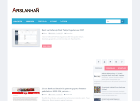 arslanhan.net