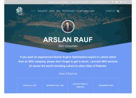 arslanrauf.com