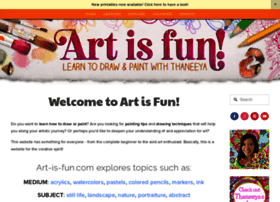 art-is-fun.com