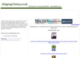 art-prints-poster-art.shoppingvariety.co.uk