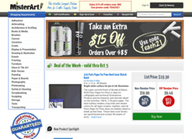 art-supplies.misterart.com