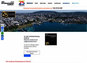 art-zurich.com
