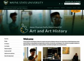 art.wayne.edu