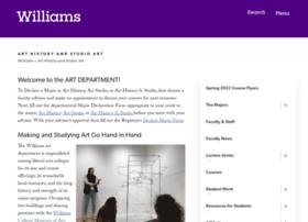 art.williams.edu