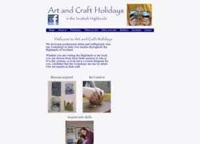 artandcraftholidays.co.uk