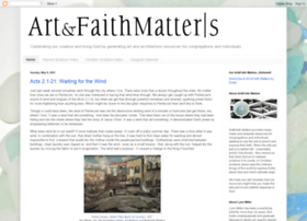 artandfaithmatters.blogspot.com.tr
