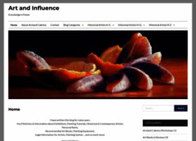 artandinfluence.com