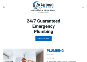 artarmonplumbing.com