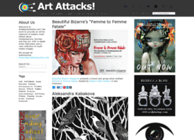 artattacksonline.com