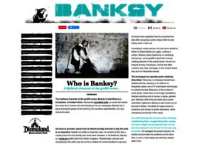 artbanksy.com