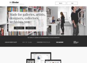 artbinderviewer.com