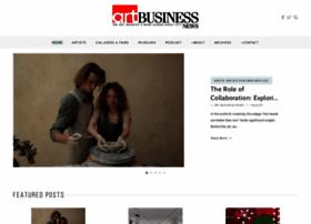 artbusinessnews.com