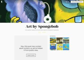 artbyspongebob.tumblr.com