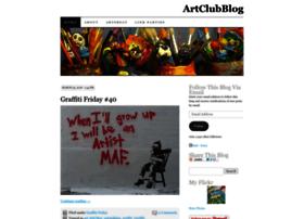 artclubblog.com