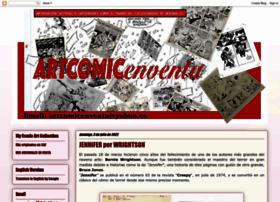 artcomicenventa.blogspot.com