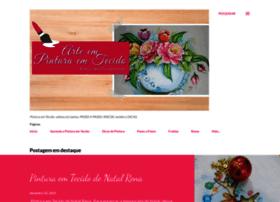 arteempinturaemtecido.blogspot.com.br
