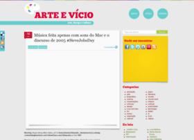 arteevicio.com