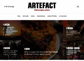 artefactmagazine.com