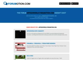 artegoworld.forumotion.com