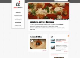 arteitaliausa.com