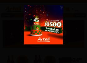 arteli.com.mx