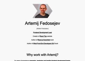 artemij.com